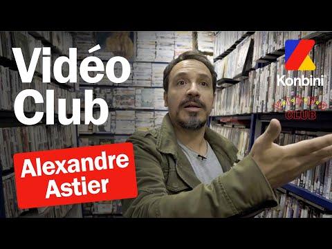 Video club : Alexandre Astier nous parle d'Asterix, de Tolkien et évidemment de Kaamelott | Konbini