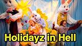 [NEW] Holidayz in Hell - Halloween Horror Nights 2019 (Universal Studios Hollywood, CA)
