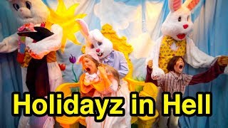 [NEW] Holidayz in Hell - Halloween Horror Nights 2019 (Universal Studios Hollywood, CA)