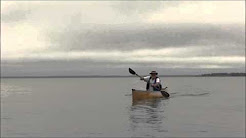 Voyager Solo Canoe Paddling