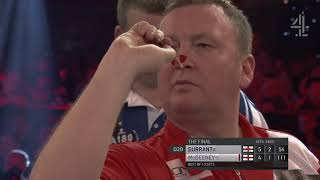 Durrant V McGeeney Highlights 2018 FINAL Lakeside BDO World Professional Darts Championship