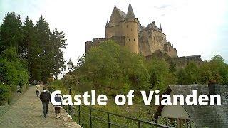 LUXEMBOURG: Castle of Vianden