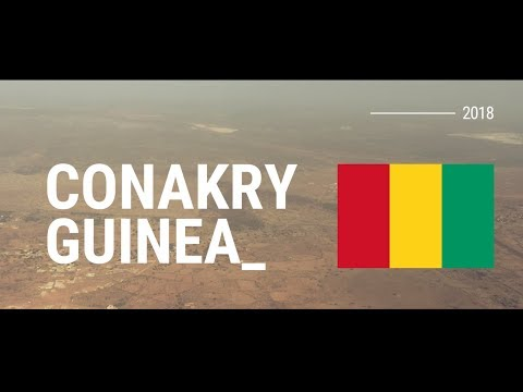 Conakry Guinea filmed with iPhone 6S