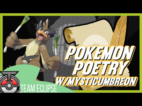 Pokemon Poetry: Farfetch'd Kung Fu Sticks @MysticUmbreon94