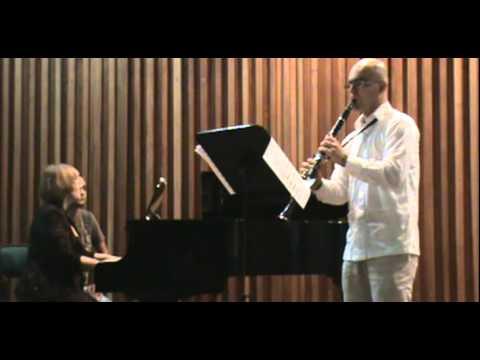 Mozart clarinet concert 1 Mov,Jairo A Henao Echeve...