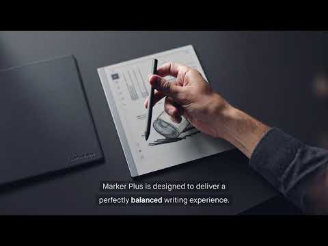 Introducing Marker Plus - with a built-in eraser (2020)