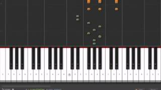 How to Play Ben 10 Theme On Piano\Keyboard\Synthesia MIDI FILE DOWNLOAD FREE