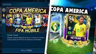 EVENTO COPA AMÉRICA EN FIFA MOBILE 19?!! INFORMACIÓN Y CONCEPTOS SOBRE TODO