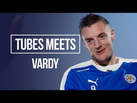 Who should play Jamie Vardy in a movie? Tubes Meets Jamie Vardy