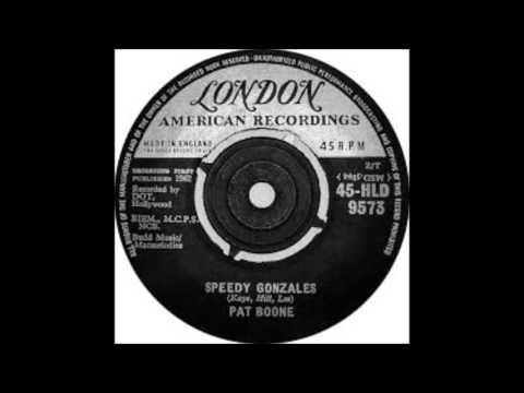 Pat Boone - Speedy Gonzales - 1962 - 45 RPM