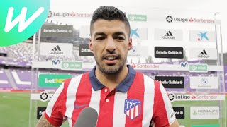 Suarez, Simone & Atlético Madrid Fans Celebrate Winning La Liga Title   News   2020/21