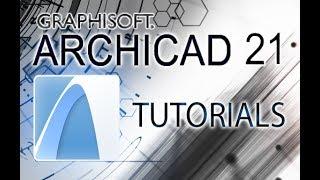 archiCAD 21 - Tutorial for Beginners COMPLETE