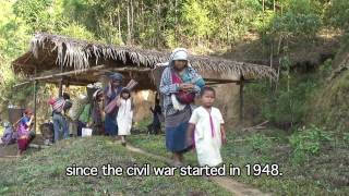Prayer of Peace - Relief & Resistance in Burma