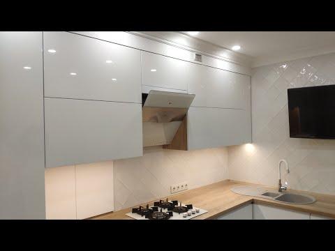 Кухня. Максимальное использование пространства.
