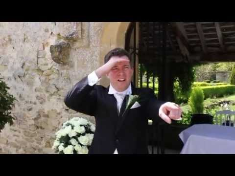 Get Outta My Dreams - John and Katherine's wedding