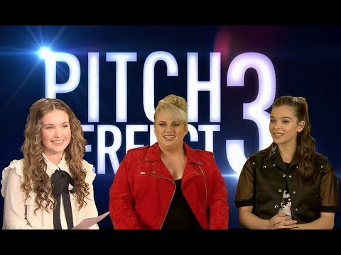 INTERVIEW & GIVEAWAY TICKETS PITCH PERFECT 3! (open)