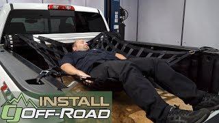 Truck Bed Jammock Silverado 2007-2018 Installation