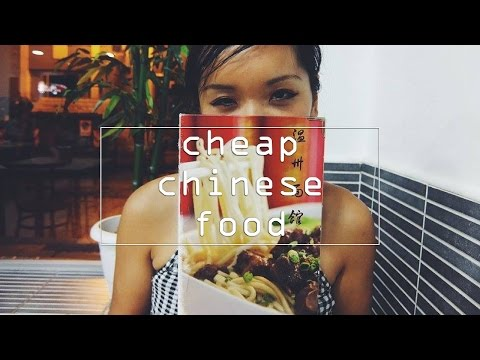 CHEAP CHINESE FOOD IN CHINATOWN VALENCIA | SPAIN YEAR ABROAD  ✈ Sweet and Sour Adventures