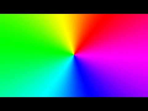 RGB Test Sequence