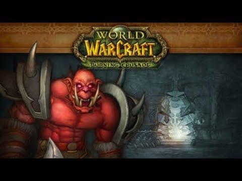 World of Warcraft - Burning Crusade Blood Furnace Normal ...