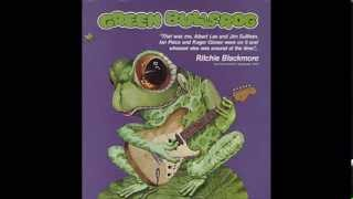 Green Bullfrog   Who Do You Love