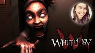 [ White Day ] The remake is still terrifying (PS4 gameplay) - Part 1