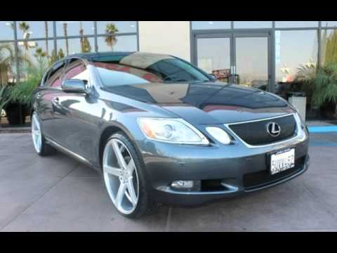 2006 lexus gs 300 for sale in el cajon ca youtube. Black Bedroom Furniture Sets. Home Design Ideas
