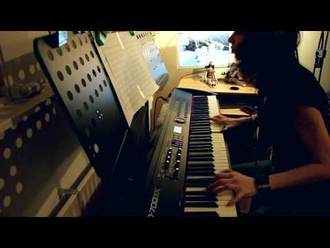 Hello Zepp - Charlie Clouser - SAW Ending - piano cover