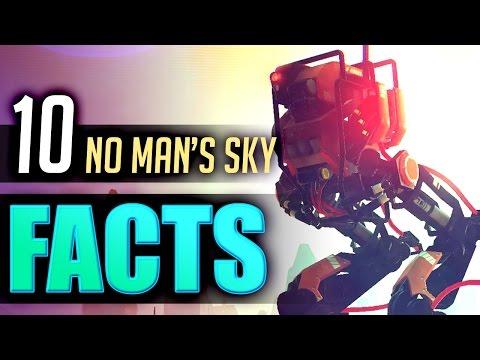 10 No Man's Sky FACTS
