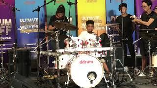 "Download ""2018 Singapore Drum Fest"" Jayden Spence"
