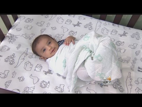 Swaddling May Increase Risk Of SIDS
