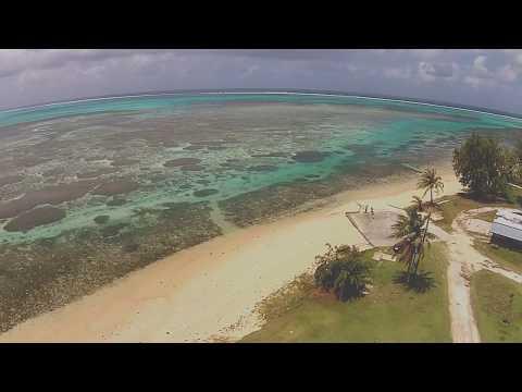 SAIPAN ,Tanapag beach - Northern Mariana Islands - DJI Phantom 2 Vision +