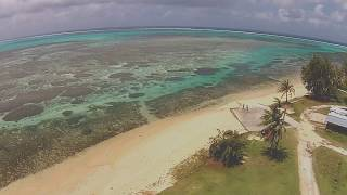 SAIPAN ,Tanapag beach - Northern Mariana Islands - DJI Phantom 2 Vision +