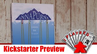 Annapurna (Rebecca Horovitz) - Kickstarter Preview