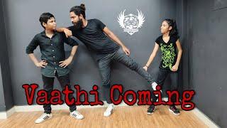 Master - Vaathi Coming   Thalapathy Vijay   Anirudh Ravichander   Mafi Dance