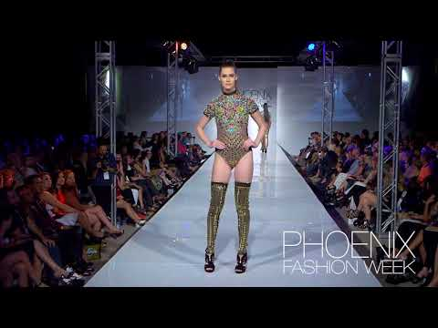 Yas Couture by Elie Madi at Phoenix Fashion Week 2017