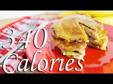 pancake-banane,-recette-pancake-340-calories