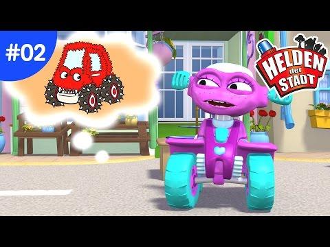 Die Helden der Stadt 2 - Der Monster Laster
