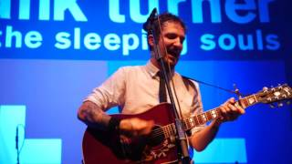 Watch Frank Turner St Christopher Is Coming Home video
