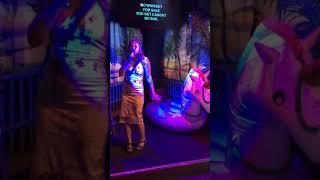 Lina sings Nutbush at Hula Hula Karaoke