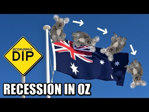 Australia Is Now in Recession on a per Capita Basis