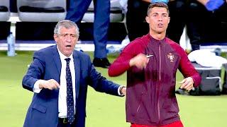 Come Cristiano Ronaldo ha fatto vincere il portogallo... da ALLENATORE!