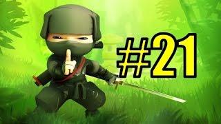 Смотреть мини ниндзя Прохождение #21