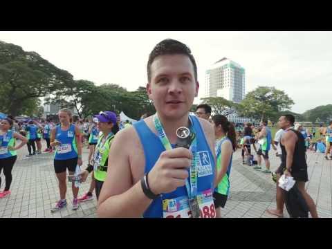 Kuching Marathon 2017 promotional video (Mandarin version)