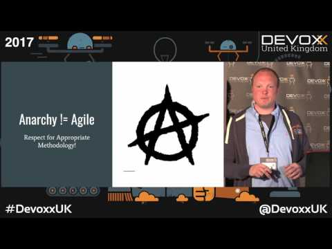 Agile is NOT a process! by Steve Pitchford