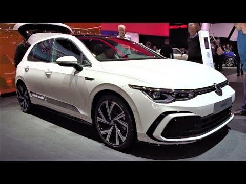 2020 Volkswagen Golf 8 R-Line - Interior, Exterior, Walkaround - Auto Show Brussel 2020