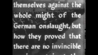 СССР глазами американцев 1943