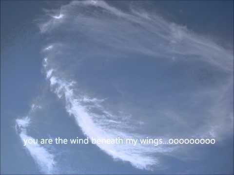 The Wind Beneath My Wings w/ lyrics