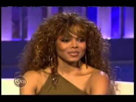 The Tyra Banks Show - Interview with Queen of Pop Janet Jackson (2008) (Part 1)