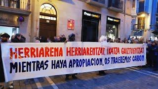 La Plataforma en Defensa del Patrimonio protesta por la inmatriculación de bienes por la Iglesi